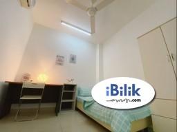 Room Rental in  - comfy ZERO DEPOSIT-LANDED SINGLE ROOM AT SS15 SUBANG JAYA
