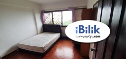 Room Rental in  - Common room at Laguna Park (5000c Marine Parade Road) for rent! Aircon wifi!