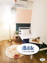 Room Rental in Malaysia - intimate Ready Move In~ Medium Room For Rent at TTDI, Kuala Lumpur