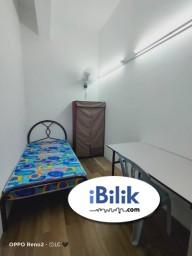 Room Rental in Kuala Lumpur - RENT 1 Month Deposit Only. Walking distance MRT Taman Mutiara!