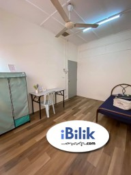 Room Rental in Selangor - comfortable Fully furnished room Walking distance to Taman Paramount LRT!