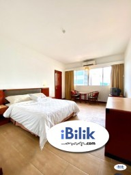 Room Rental in Kuala Lumpur - BIG BIG BIG Master Room at Chow Kit - ( Pavilion - Pertama Complex - Pasar Chow Kit )