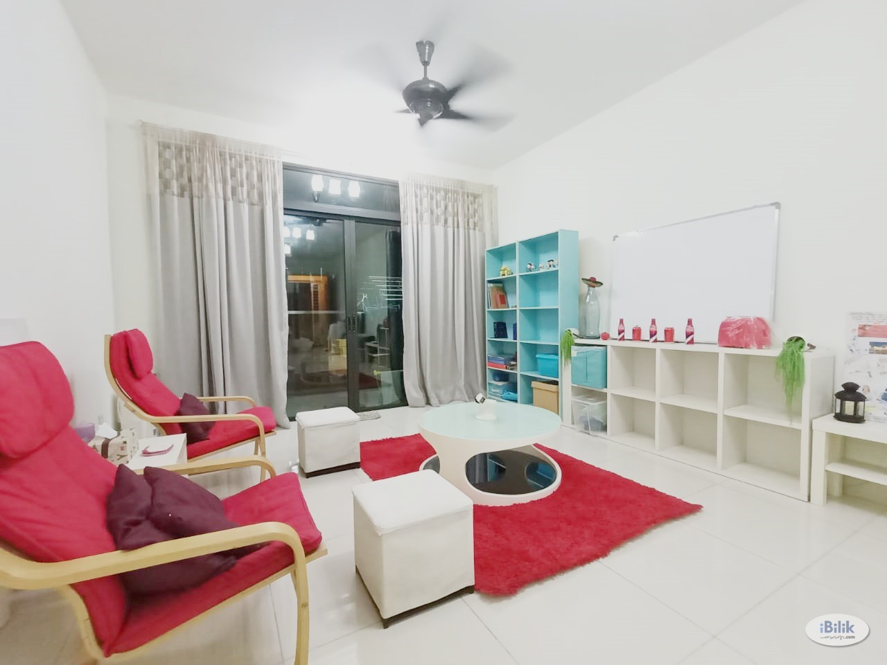 Ready Move In- Fully Furnished- 2nd Room @ The Z Residence (include WIFI)