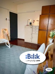 Room Rental in Malaysia - Comfort Welcome for Long or Short Term. Medium Room for Rent in Subang Jaya!
