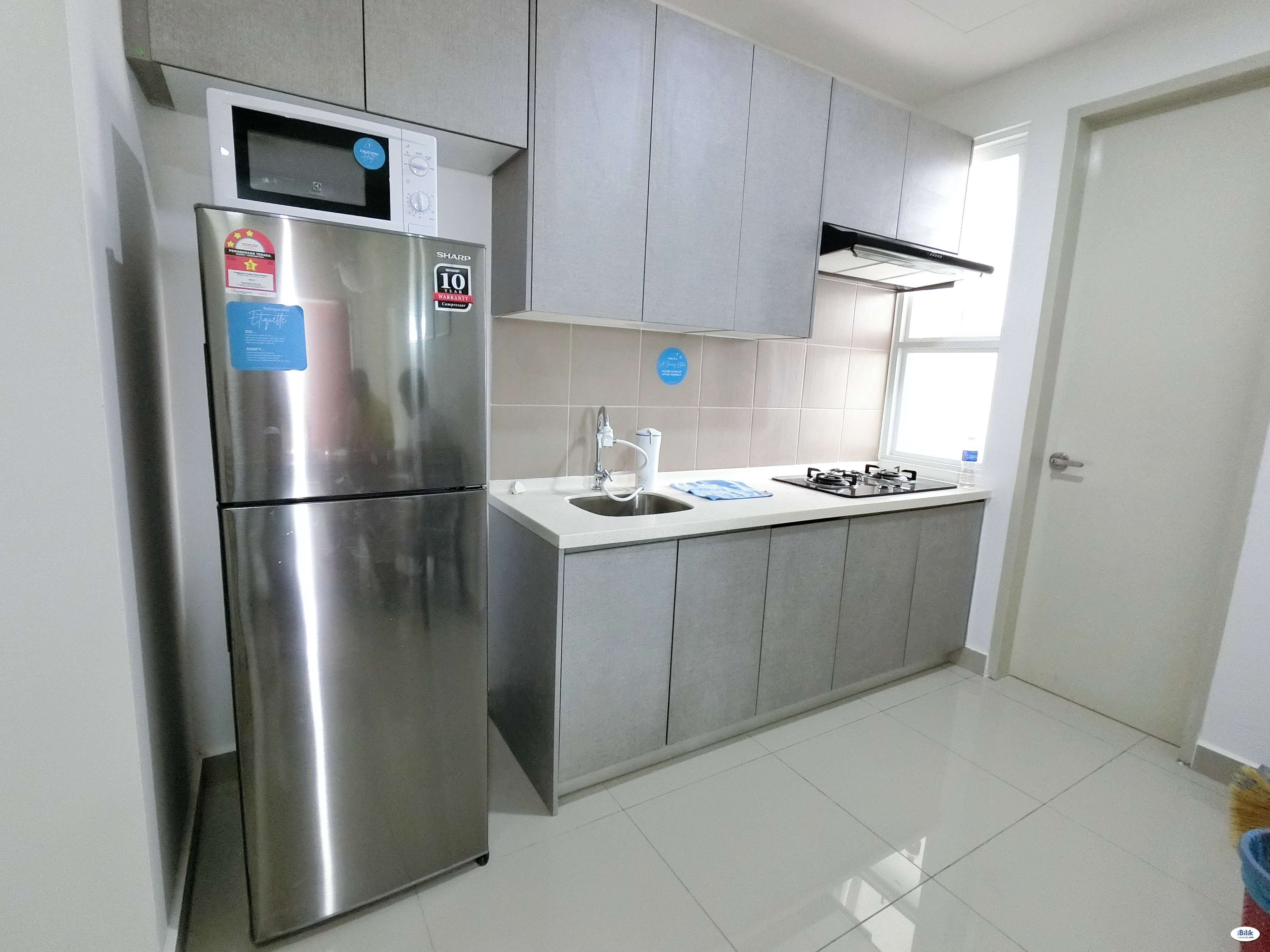 MCO Pricing !!! Fully Furnished Middle Room at Mutiara Ville, Cyberjaya