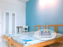 Room Rental in Malaysia - 🏡FULLY FURNISHED COZY MIDDLE ROOM AT ELIT HEIGHTS, BAYAN BARU🏡