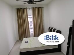 Room Rental in Kuala Lumpur - Master Room at Sky Awani 1, sentul 11km to klcc