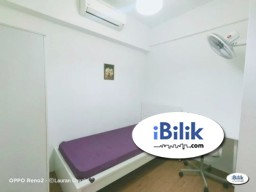 Room Rental in Selangor - comfortable 1 Month Deposit !! Low Rental. Middle Room at SS15, Subang Jaya