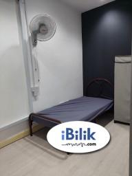 Room Rental in Petaling Jaya - Single Room at Damansara Kim, Damansara Utama