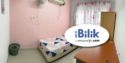 Room Rental in  - Cozy NO DEPOSIT !! FEMALE UNIT SINGLE BEDROOM IN SS15 SUBANG JAYA