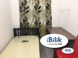 Room Rental in  - Cozy [ Zero Deposit ] Small Room Bandar Puchong Jaya