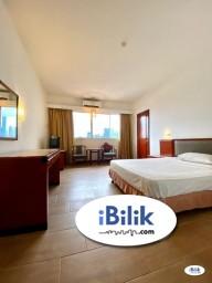 Room Rental in Kuala Lumpur - Spacious Super 3 Star Master Room at Chow Kit - ( Menara TA One , Wisma FGV )