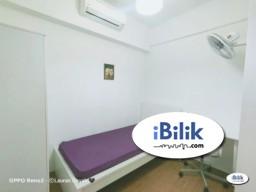 Room Rental in Selangor - cushy 1 Month Deposit !! Low Rental. Middle Room at SS15, Subang Jaya