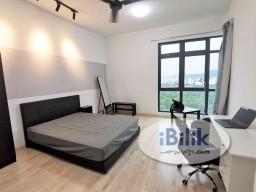 Room Rental in Kuala Lumpur - [BIG] Master Room at Parkhill Residence, Bukit Jalil (near APU, LRT, TPM)