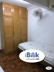 Room Rental in Malaysia - convenience Urgent Move In. Single Room at USJ 20, UEP Subang Jaya