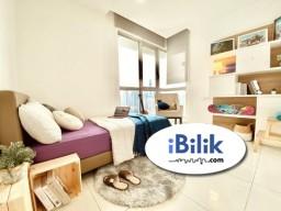Room Rental in KL City Centre - Cozy Regalia Rooftop Pool KL City- No Deposit- Near LRT- Sunway Putra Mall