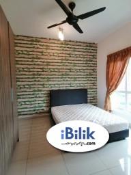 Room Rental in Johor - ZERO DEPOSIT !! at Seasons Luxury Apartments @ Larkin