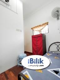 Room Rental in  - single room for rent, jalan bu 6/12, bu6, bandar utama