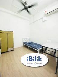 Room Rental in Selangor - RM1 Rental ❌Utility Deposit Walking Distance to Jaya One, Sin Chew Daily at Section 17, Petaling Jaya, Nearby UM University