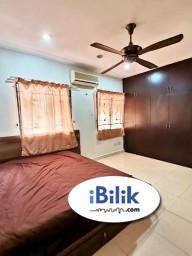 Room Rental in  - ZERO DEPOSIT Middle Room at BU7, Bandar Utama Near To Kayu Ara, Mutiara Damansara, KPMG