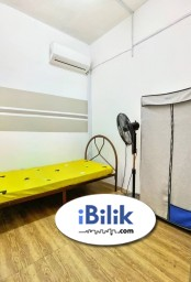 Room Rental in Petaling Jaya - Zero Deposit Single Room at SS4, Kelana Jaya LRT, Taman Megah, SS7
