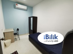 Room Rental in Selangor - ✨Rental RM1️⃣ For 2nd month 👨🏻⚖️👩🏻⚖️Most suitable Room For Worker At Setia alam👩🏻⚖️👨🏻⚖️ Near by Setia City Mall🏤 Top glove Tower🏢