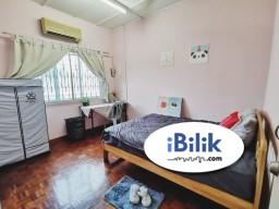 Room Rental in Selangor - ✨ZERO DEPOSIT🚄🚅🚈Room Located Near By MRT Bandar Utama🚈🚅🚄Near by KPMG 🏢 FCUC🏤 Central Point🍔