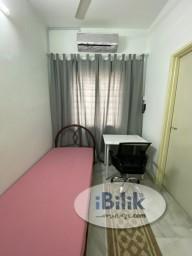 Room Rental in Subang Jaya - ATTACHED BATH PREMIUM SINGLE ROOM NEAR TAIPAN SUBANG JAYA