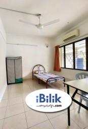 Room Rental in Petaling Jaya - Zero Deposit Middle Room at BU6, Bandar Utama MRT, FCUC, Center Point