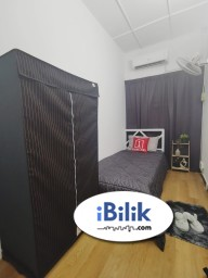 Room Rental in Selangor - 🚩ONLY ONE MONTH Depo✨✨Simple And Nice Room Located In SS2✨✨ LRT TAMAN BAHAGIA🚄 LRT TAMAN PARAMOUNT🚈 SS1🤍🧡