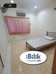 Room Rental in Petaling Jaya - Middle Room at BU10, Bandar Utama FUFC, Center Point, One Utama