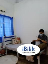 Room Rental in Kuala Lumpur - LRT station|Middle Room at Mutiara Bukit Jalil, Bukit Jalil
