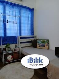 Room Rental in Kuala Lumpur - 💯RM1 only Rental |Near Pavilion 2 |Middle Room at Mutiara Bukit Jalil, Bukit Jalil