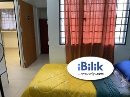Room Rental in  - ZERO DEPOSIT-EXCLUSIVE FULLY FURNISHED AIRCOND SINGLE ROOM @ SS15!