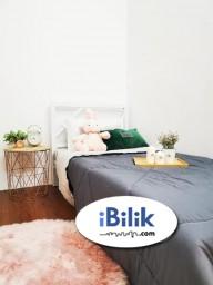 Room Rental in Shah Alam - Free WiFi �� No Deposit. Small Room for rent Setia Alam!