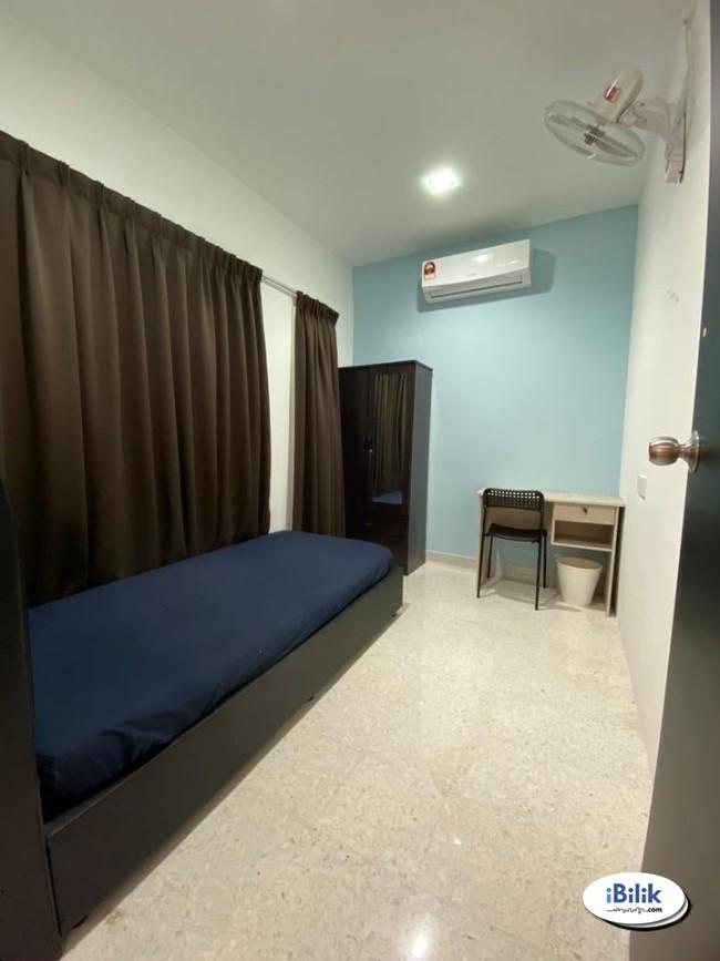 Zero Deposit �� Middle Room at Seri Utama- Kota Damansara