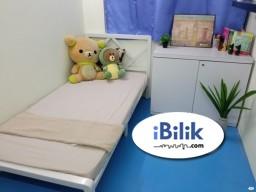 Room Rental in Kuala Lumpur - Comfort Zero Deposit .. Small room for rent at Bukit Jalil