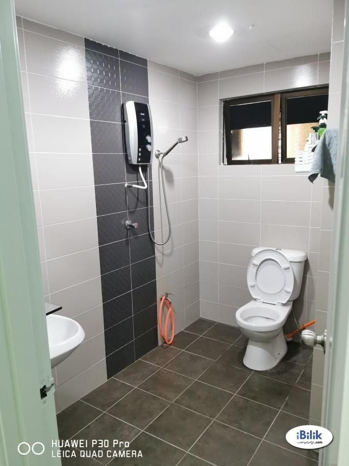 🎁[All Included] - 5 mins walk to LRT - Fully Furnished Single Room- Vista Komanwel C