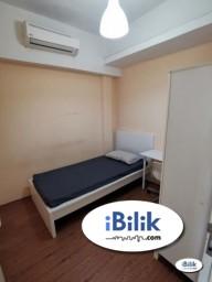 Room Rental in Selangor - 0% DEPOSIT !! Middle Room at SS15- Subang Jaya