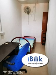 Room Rental in Selangor - [ZERO DEPOSIT] Single Room at SS15, Subang Jaya