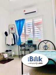 Room Rental in Selangor - Urgent Move In~ Medium Room for rent Setia Alam
