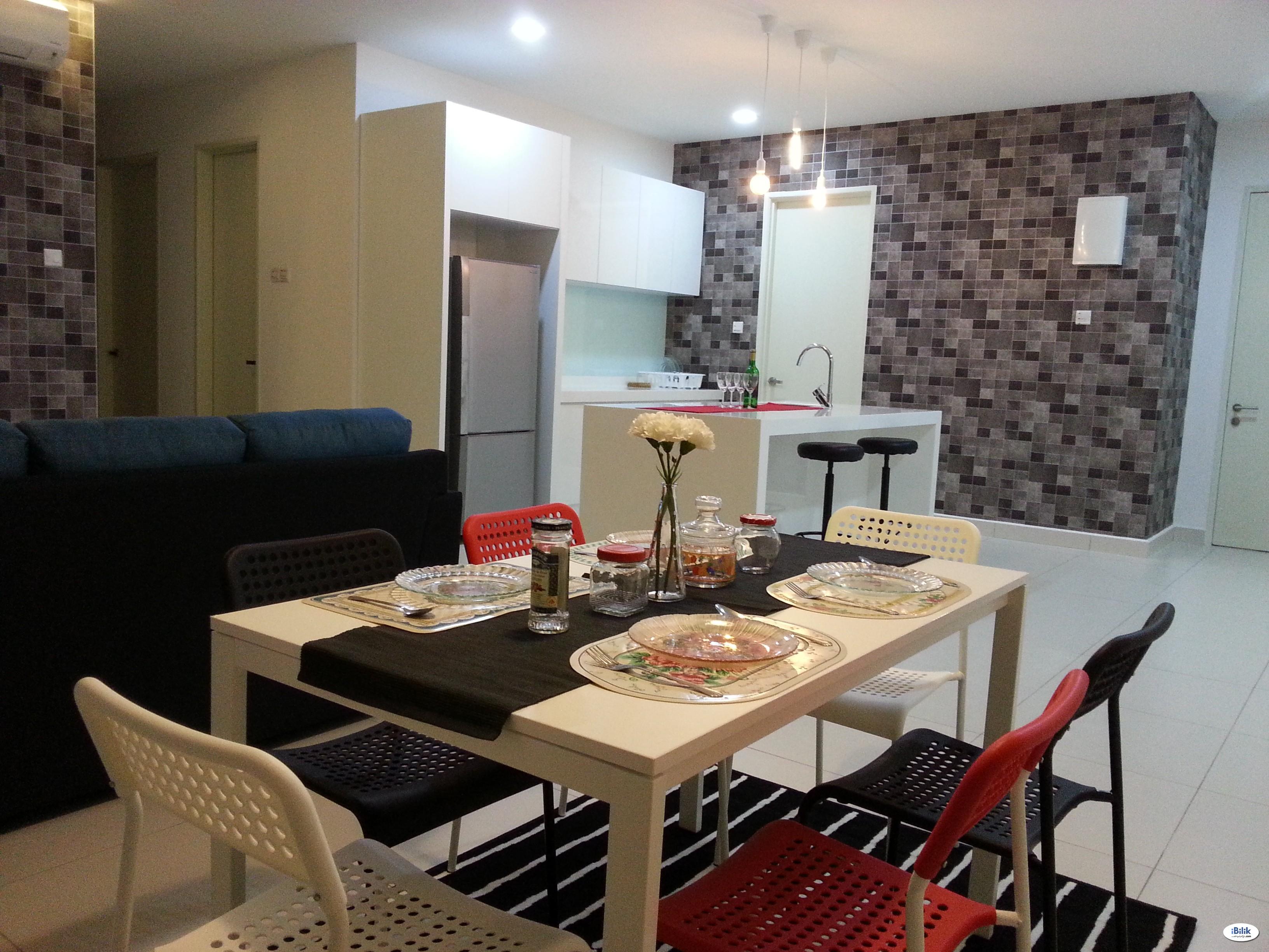 Master Room at Cristal Residence, Cyberjaya