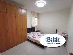 Room Rental in  - Classic Deluxe Queen Room at Ivory Heights, Jurong East
