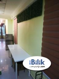 Room Rental in  - Middle Room at Seri orkid near Taman Mutiara Rini, Skudai (Utilities Included)