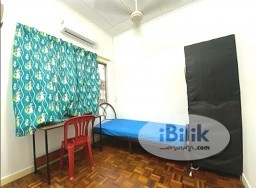 Room Rental in Subang Jaya - Zero deposit!! Subang USJ Single room for rent, 8min🚶♂️ walking to USJ Taipan, Gated Guarded 🛂 ✨✨include utilities ✨✨