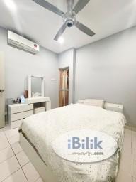 Room Rental in Selangor - Master Room at Pinggiran Cempaka, Ampang
