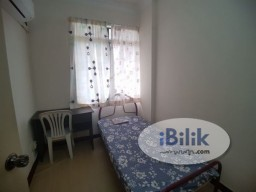 Room Rental in Selangor - comfortable Cyberia Smarthomes Single room including utils wifi near MMU CUCMS IBM DPULZE!