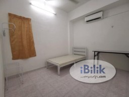 Room Rental in Selangor - No Deposit ❌ Free 1 month rental 😎 Medium Room with aircond at Taman SEA, Petaling Jaya/ss2/ss 22/ttdi