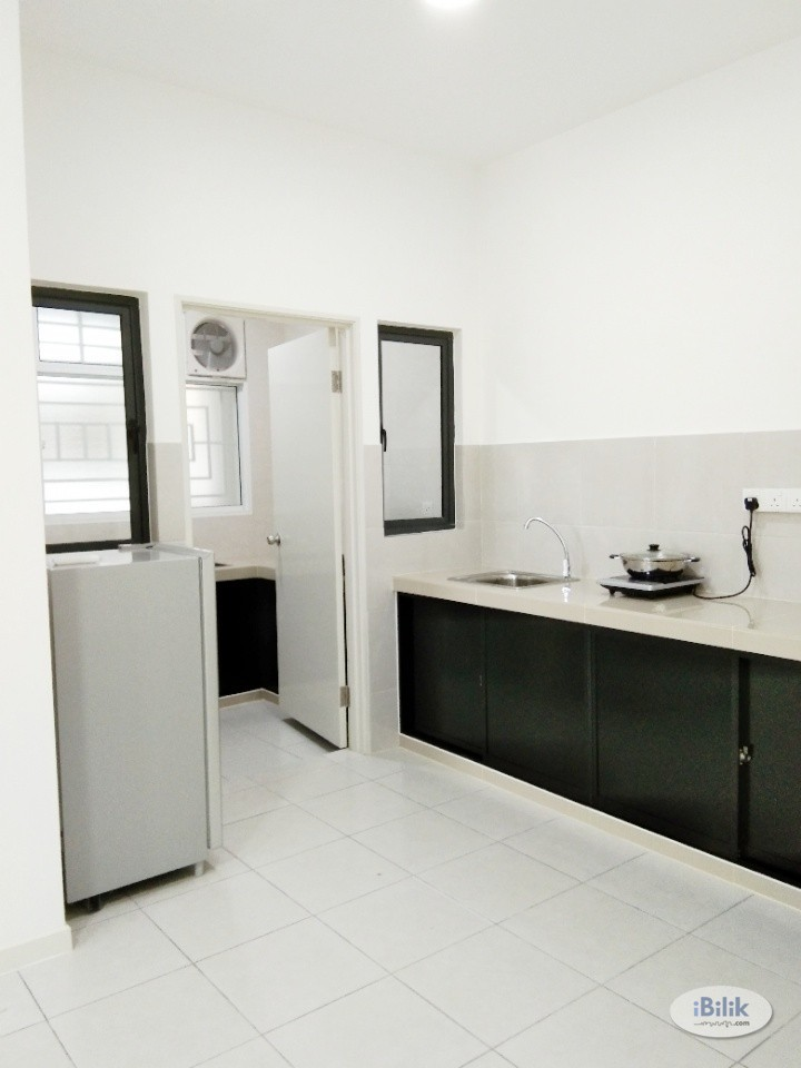 Newly renovated Room for rent in Bukit Jalil