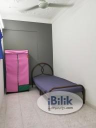 Room Rental in Selangor - FREE 1 MONTH RENTAL😱 Single Room Walking Distance to taman megah Taman SEA, Petaling Jaya/ ss 24/ ss 25/ ss 22